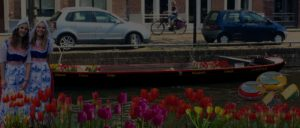 Tulpenboot Alkmaar