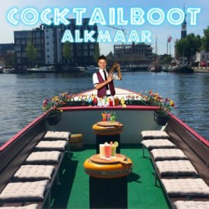Cocktail boot Alkmaar